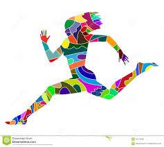 Marathon runner…
